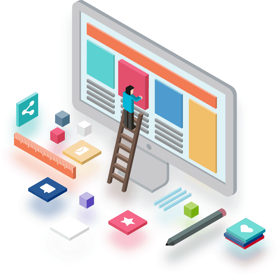 it is extremely important for your company to have a website that is stunning and catches the users attention!